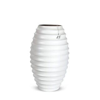 Stratus 24 Inch Ceramic Vase
