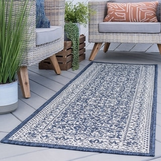 Copper Grove Lippsprings Transitional Floral Area Rug