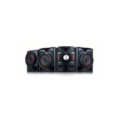 LG CM4590 XBOOM 700W 2.1ch Mini Shelf Bluetooth System with Subwoofer