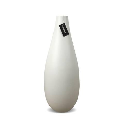 Drop Slim 18.8 Inch Ceramic Vase
