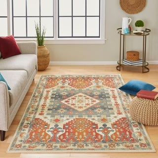Link to Mohawk Prismatic Brickwood Area Rug Similar Items in Rugs
