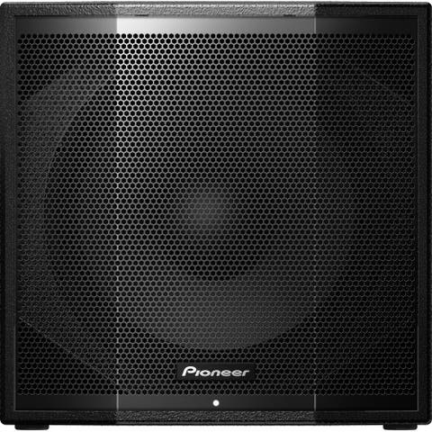 """Pioneer XPRS-115S 15"""" Reflex Loaded Active Subwoofer, Individual"""