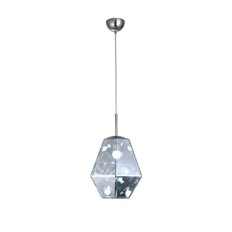 Clear Acrylic Shade Single Pendant Lighting