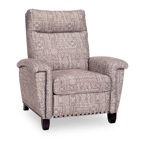 Opulence Home Kent Manual Big & Tall Recliner