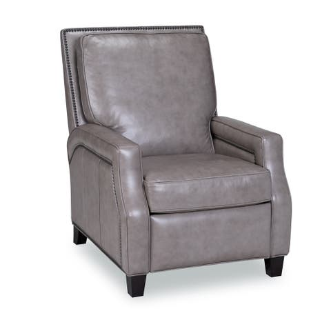 Opulence Home Peyton Leather Recliner