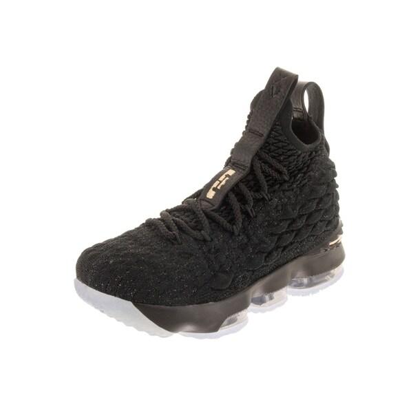 ae74d44f Shop Nike Kids Lebron XV (GS) Basketball Shoe - Free Shipping Today ...