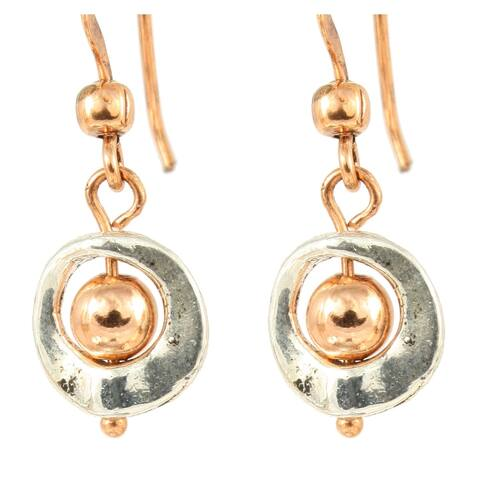 Handmade Saturn Earrings