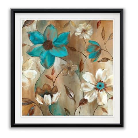 Garden Glow II -Framed Giclee Print