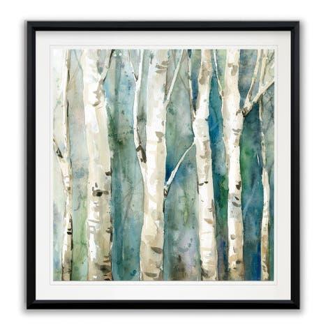 River Birch II -Framed Giclee Print