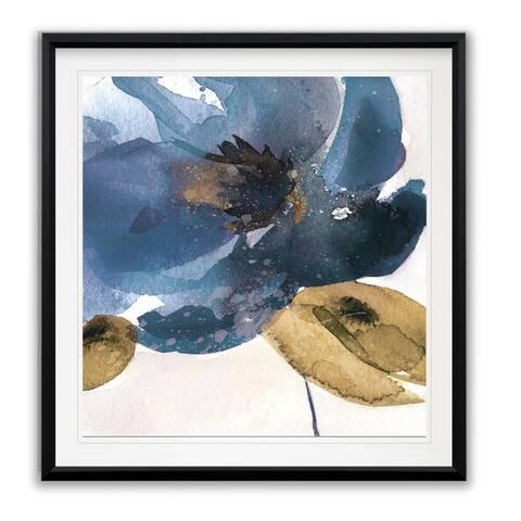 Blue Note I -Framed Giclee Print