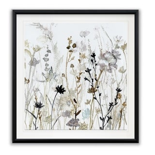 Wildflower Mist I -Framed Giclee Print