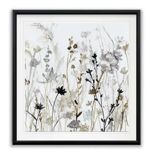 Wildflower Mist I -Framed Giclee Print