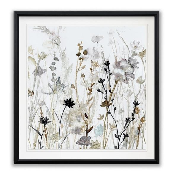 Wildflower Mist I -Framed Giclee Print. Opens flyout.