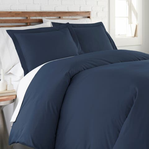 Vilano Classic Ultra-Soft 3-piece Duvet Cover and Sham Set