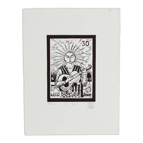 Handmade Tequila Lotto The Sun (Mexico)