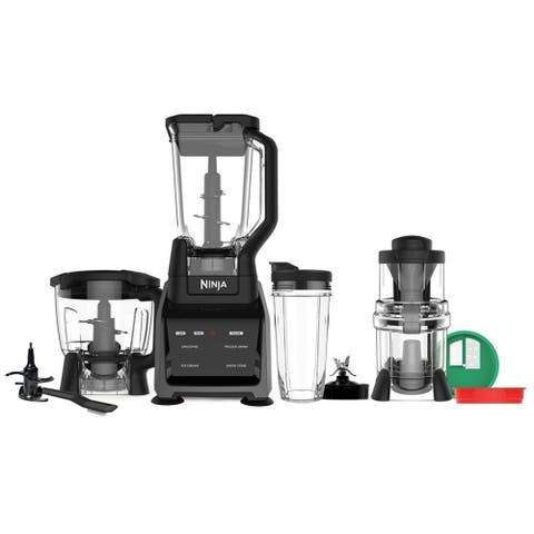 Ninja CT682SP 72oz Intelli-Sense Kitchen System 1200 Watt with Auto-Spiralizer (Certified Refurbished)
