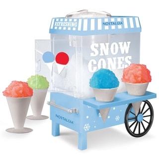 Nostalgia SCM525BL Vintage Snow Cone Maker