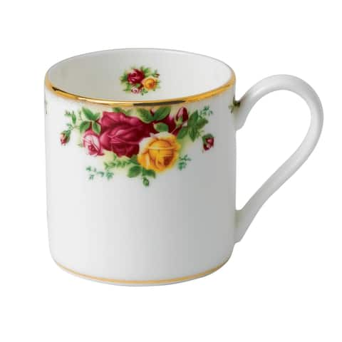 Old Country Roses Modern 10.2-ounce Mug