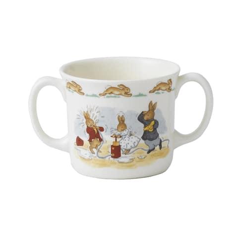 Bunnykins Hug Mug with Two Handles