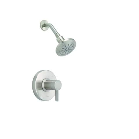 Amalfi 1H Shower Only Trim Kit & Treysta Cartridge 1.75gpm Brushed Nickel