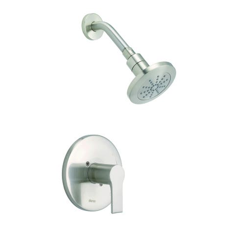 South Shore 1H Shower Only Trim Kit & Treysta Cartridge 1.75gpm Brushed Nickel