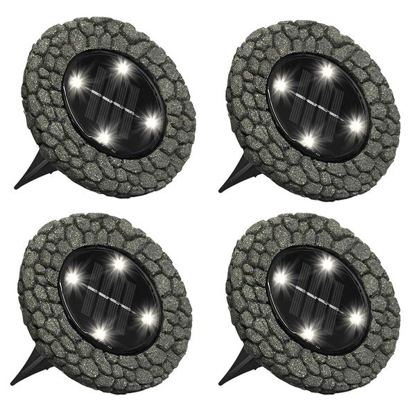Bell and Howell LED Disk Light Stones Landscape Lighting. Opens flyout.