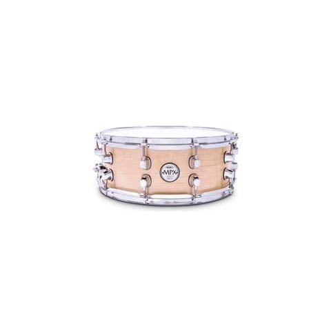 "Mapex MPX Series Birch Snare Drum - Gloss Natural Finish - 14"" x 5.5"""