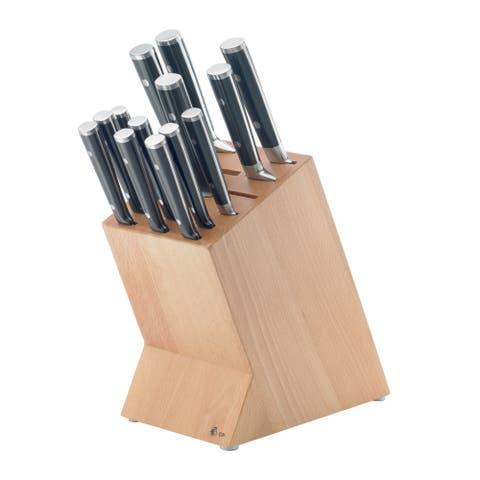 Maze Chef 14-piece Knives and Block
