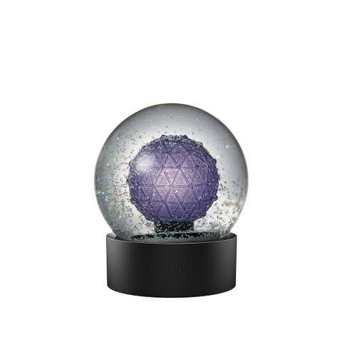 Times Square 2020 Gift of Goodwill Snow Globe