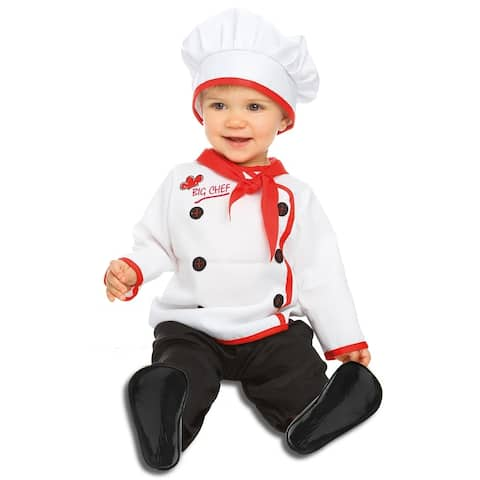 Baby Chef Costume - By Dress Up America
