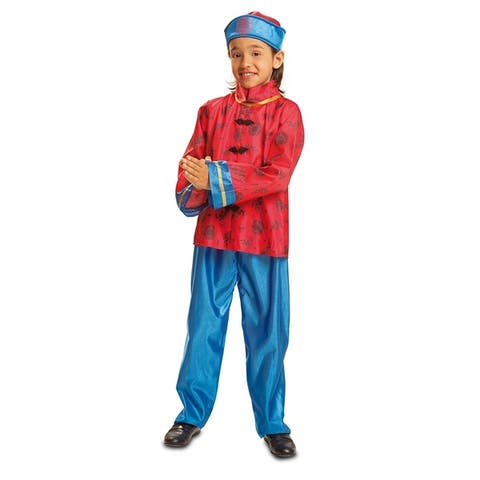 Kids Chinese Boy Costume - By Dress Up America