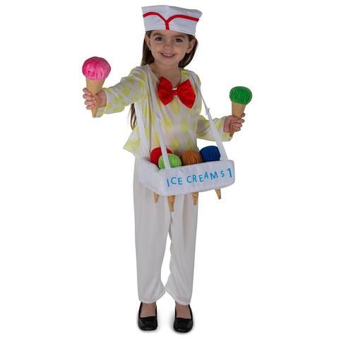 Kids Ice Cream Vendor Costume - By Dress Up America