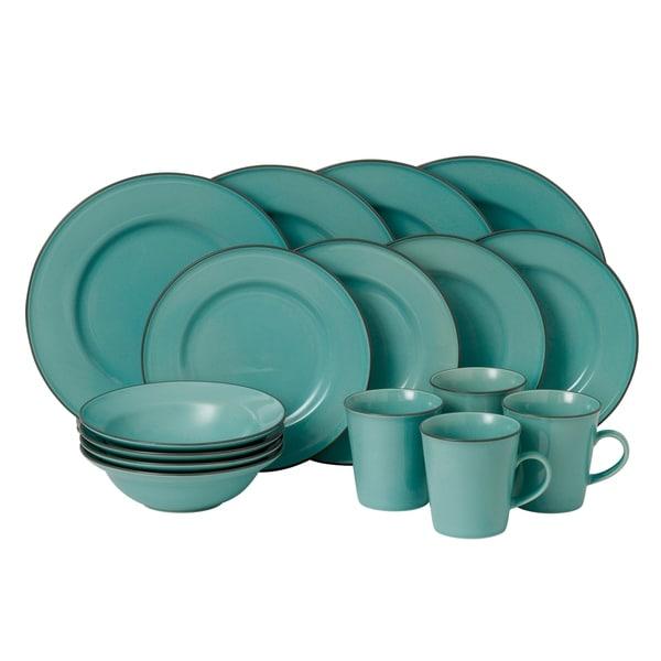 Union Street Cafe 16-piece Dinnerware Set. Opens flyout.