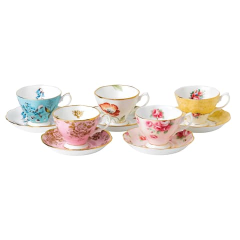 452fae0e933 Buy Cups & Saucers Online at Overstock | Our Best Dinnerware Deals
