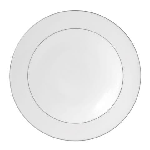 Signature Platinum Rim Soup Plate