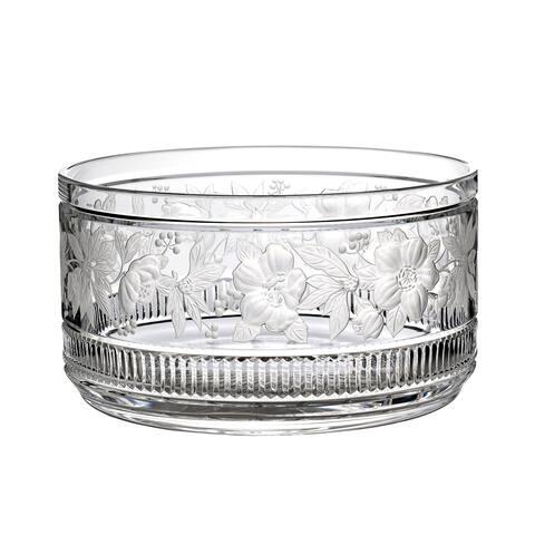 Garland 10-inch Crystal Bowl