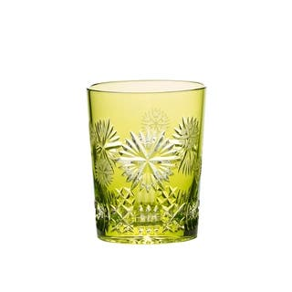 2019 Snowflake Wishes Lime Prosperity Prestige Edition DOF Tumbler