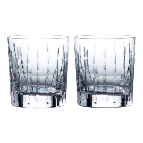 Neptune 9.8-ounce Tumbler Glasses, Set of 2