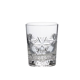 2019 Snowflake Wishes Propserity Double Old Fashioned Tumbler