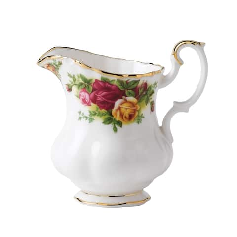 Old Country Roses 7.5-ounce Creamer