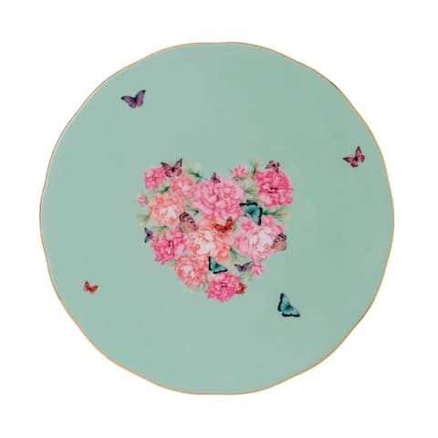 Blessings 11-inch Cake Plate