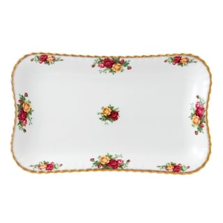 Old Country Roses 13-inch Tray