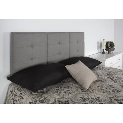 Sleep Sync Universal Upholstered Headboard Queen/Full