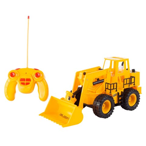 Remote Control Front Loader 1/24 Scale Hey! Play!