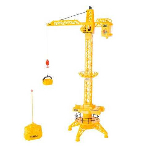 Remote Control Standing Crane- 360 Degree Hey! Play!