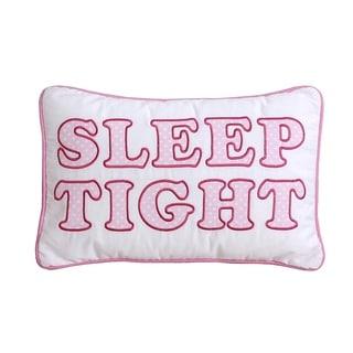 Porch & Den Cami Sleep Tight' Decorative Throw Pillow
