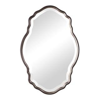 Find Antique Silver Champagne Mirror