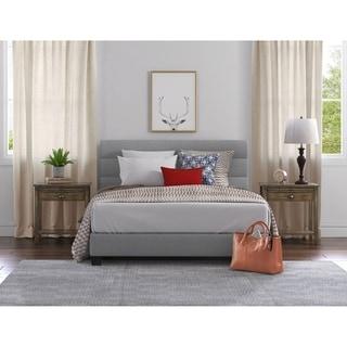 Link to ClickDecor Hudson Upholstered Bed Similar Items in Bedroom Furniture
