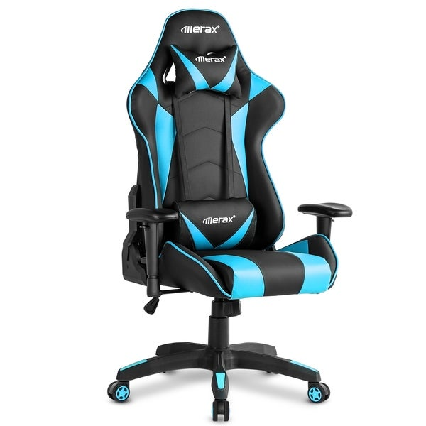 New arrival Racing synthetic Leather gaming chair Internet