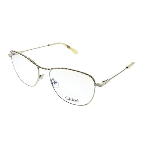 Chloe CE 2139 718 55mm Womens Light Gold Frame Eyeglasses 55mm